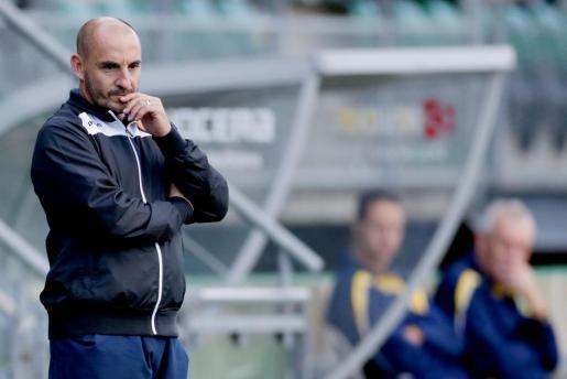 """Ist mit der Vorbereitung zufrieden: Mallorcas Trainer Albert """"Chapi"""" Ferrer."""