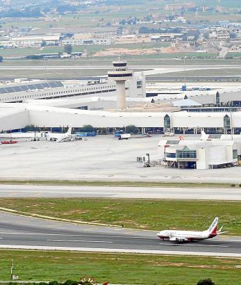 Die Balearen-Regierung will am Airport von Palma für mehr Flugbewegungen im Winter sorgen.