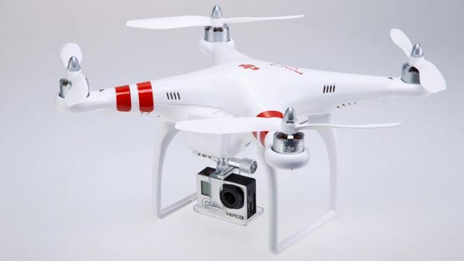 Eine solche Drohne ist in der Nacht von Mittwoch auf Donnerstag abgestürzt.