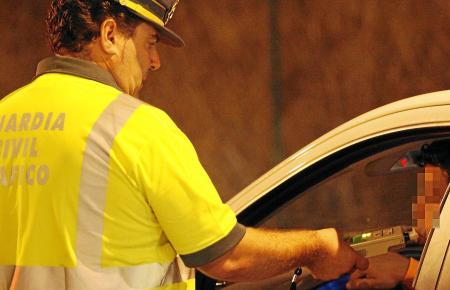 Alkoholkontrolle auf Mallorca: Die Strafen fallen drastisch aus.