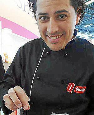 Für das gastronomische Angebot des Hotels verantwortlich: Javier Soriano.