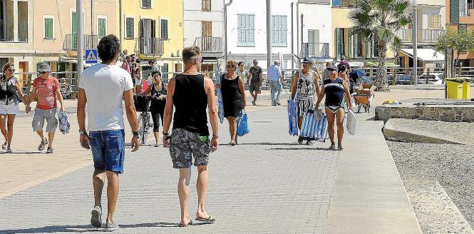 Die Urlaubsorte auf Mallorca werden bis Mitte November aktiv sein.