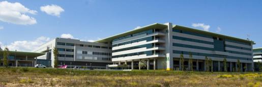 Am Klinikum Son Espases in Palma werden in Zukunft vielleicht auch Medizin-Studenten zu sehen sein.