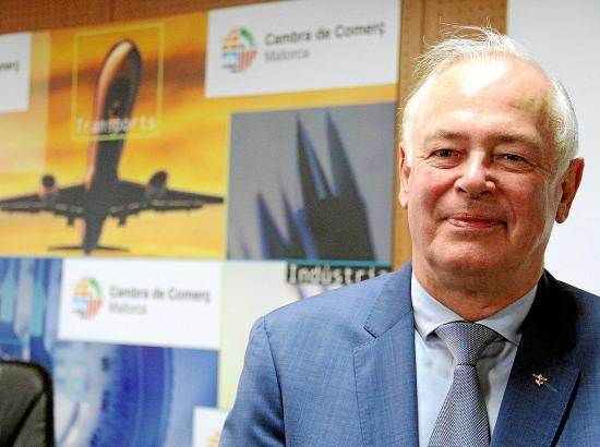 Hat das Mallorca-Projekt entwickelt: Elmar Wilczek.