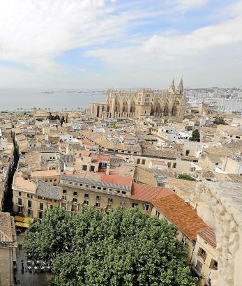 Bei Ausländern besonders gefragt: Wohnungen und Villen auf Mallorca.