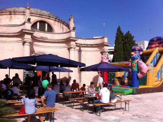 Ambiente bei der Mallorca Messe 2013.