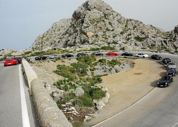 Wenn man mit dem Auto Mallorca erkunden will, darf natürlich ein Ausflug nach Sa Calobra nicht fehlen.