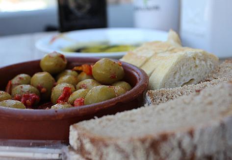 Oliven der geschützten Herkunftsbezeichnung D.O. Mallorca gelten als Delikatesse.