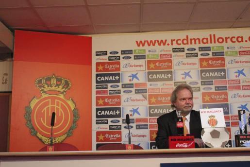 Real-Mallorca-Präsident Utz Claassen sorgt für frischen Wind und neues Geld im Klub.
