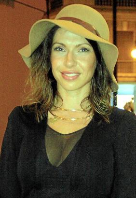 Weil sie zur Aigner-Eröffnung eingeladen war, landete Jana Pallaske zum ersten Mal in ihrem Leben auf Mallorca.