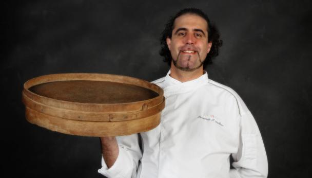 Mallorcas Zwei-Sterne-Koch Fernando Pérez Arellano.