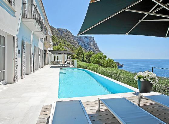 Bei ausländischen Investoren gefragt: Nobel-Villen im Südwesten von Mallorca.