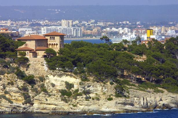 Die Sommerresidenz der spanischen Königsfamilie, der Marivent-Palast in Palma, verfügt auch über bislang für die Öffentlichkeit