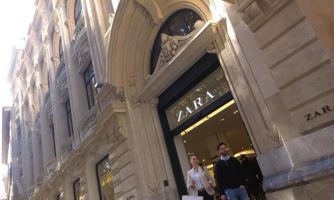 Das Bekleidungshaus Zara hat eine neue Filiale auf dem Borne eröffnet