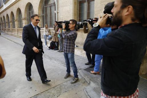 Richter Penalva führt die Ermittlungen im Polizeiskandal an
