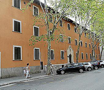 Ein mallorquinischer Hotelkonzern plant dem Bericht zufolge ein neues Hotel am Standort des ehemaligen Offiziersheims unweit de