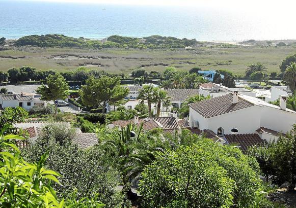 Gefragt: Häuser auf dem Land, wie hier auf Menorca, zur Ferienvermietung.