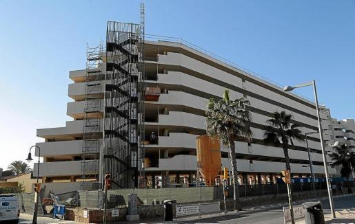 Das Iberostar Royal Playa de Palma soll im kommenden Jahr als ein weiteres Fünf-Sterne-Haus seinen Betrieb aufnehmen.