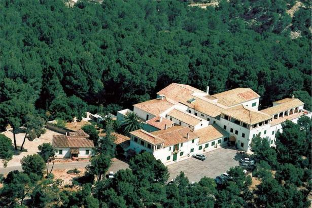 Die Finca Can Tàpera: Das letzte verbliebene Waldgrundstück in Calamajor, einem Vorort von Palma de Mallorca.