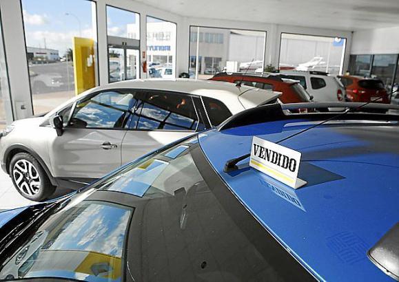 31.168 Autos sind im vergangenen Jahr auf den Balearen verkauft worden. Das sind 26,1 Prozent mehr als im Vorjahr.nario -