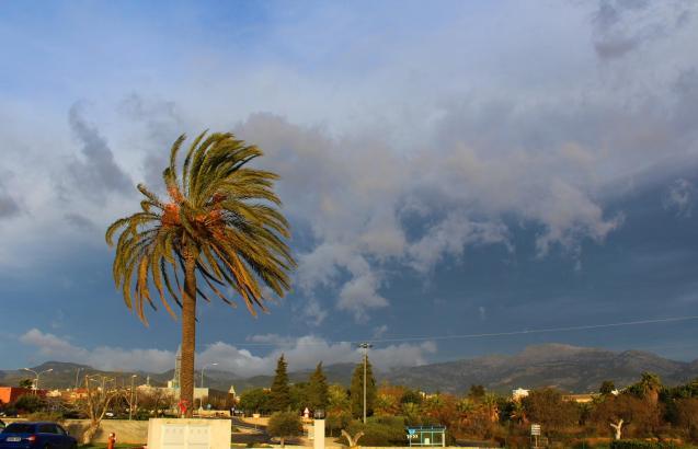 Wind, Sonne und Wolken: Das sind die Wetteraussichten für dieses Wochenende.