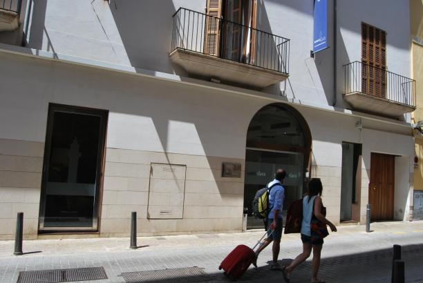Die Hotels in Palma de Mallorca sind gefragt. In keiner anderen spanischen Stadt sind die Übernachtungskosten im Januar so hoch
