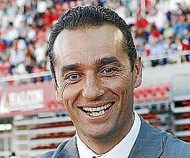 Siegte gegen seinen Ex-Klub: Córdobas Trainer José Luis Oltra war 2013 auf der Insel aktiv.