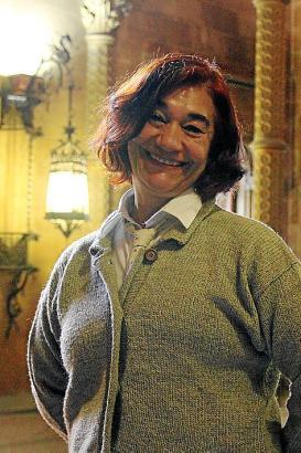 Nina Parrón ist Gleichstellungsbeauftragte im Inselrat auf Mallorca. Sie ist mit den Entwicklungen des Gebrauchs von geschlechte