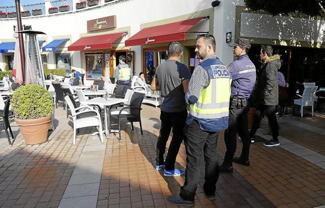 Die Geldwäscheeinheit der Polizei führt die Ermittlungen in der Gastronomie