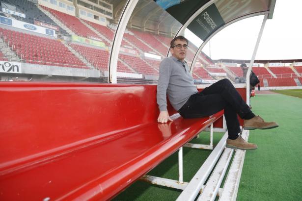 Sieht Mallorca auf einem guten Weg: Trainer Fernando Vázquez.
