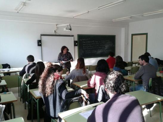 Sprechen wie die Mallorquiner: Katalanischlernen liegt im Trend, so wie hier in der Sprachschule IES Madina Mayurqa in Palma de