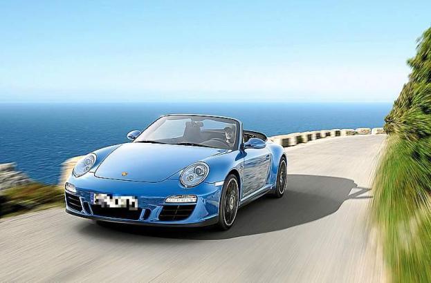 Die Balearenbürger legten sich im vergangenen Jahr 60 neue Porsche zu.