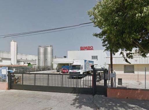 Die Brotfabrik Bimbo in Palma.