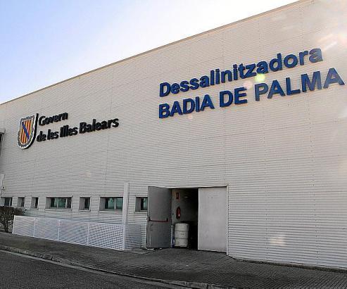 57,5 Millionen Euro kostete die Entsalzungsanlage von Palma. Gebaut wurde sie 1999.