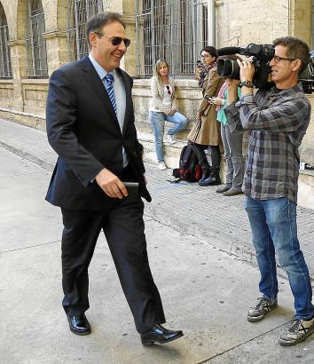 Richter Manuel Penalva steht auf Mallorca auch medial in der Schusslinie.
