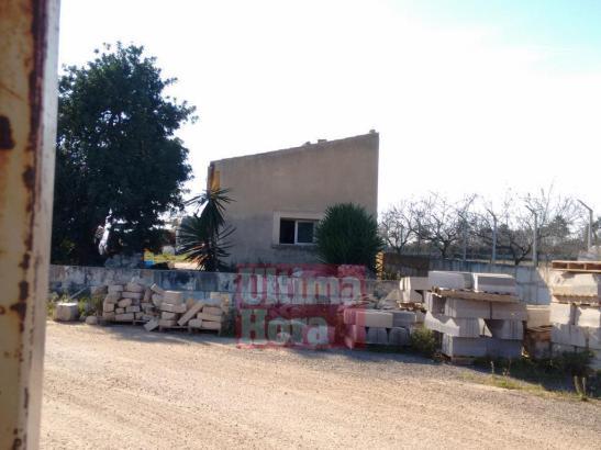 Der Ort des Geschehens in Binissalem auf Mallorca.