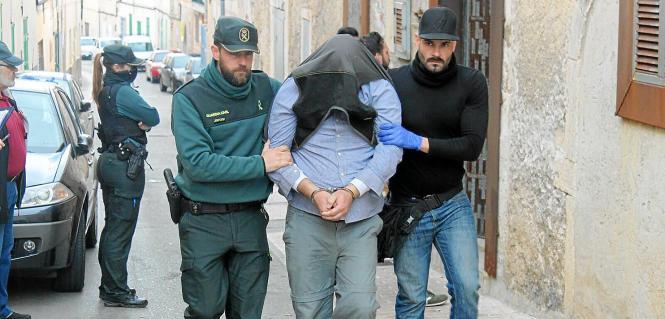 Drogen-Razzia in Son Servera auf Mallorca.