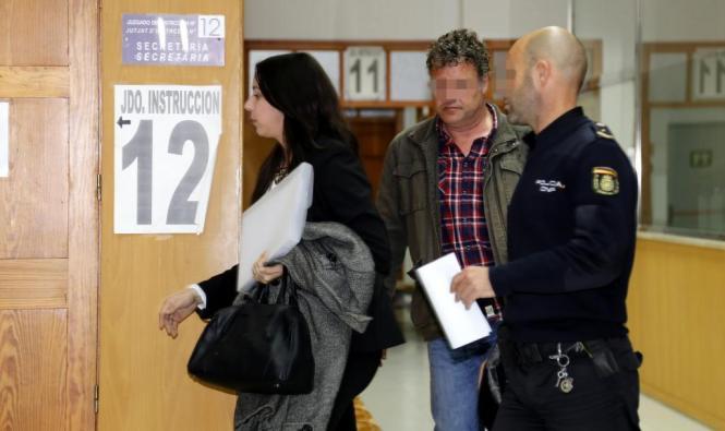 Der Beschuldigte wurde am vergangenen Freitag vom Gericht ins Gefängnis in Palma de Mallorca verwiesen.