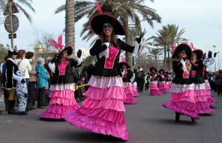 Karneval an der Playa de Palma 2016
