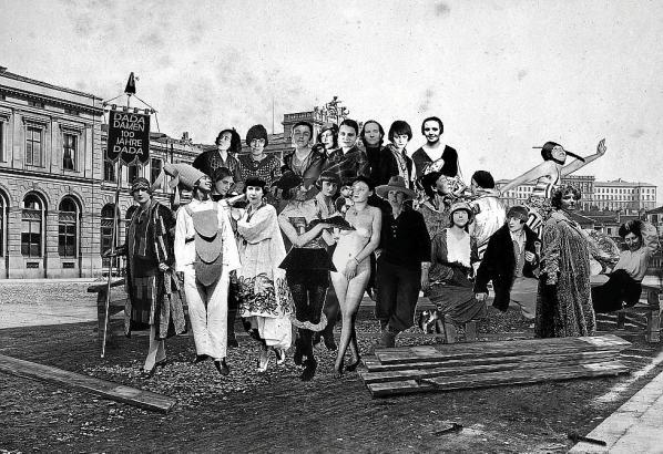 Seit Dienstag, 23. Februar, wendet sich das Es Baluard den Vertreterinnen des Dadaismus zu. Die Dokumentation geht bis Donnersta