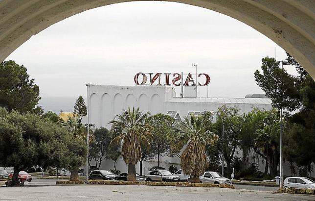 """Das ehemalige """"Casino Mallorca"""" steht in Calvià"""