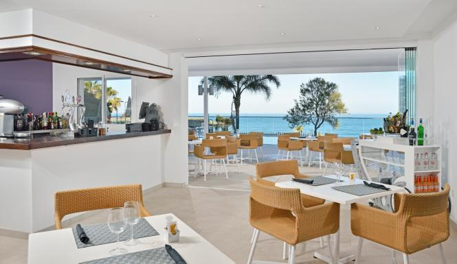 So sieht der neue Speiseraum des Hotels Sol Barbados in Magaluf auf