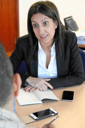Inmaculada Benito ist seit 2015 Präsidentin des mallorquinischen Hotelverbandes Fehm.