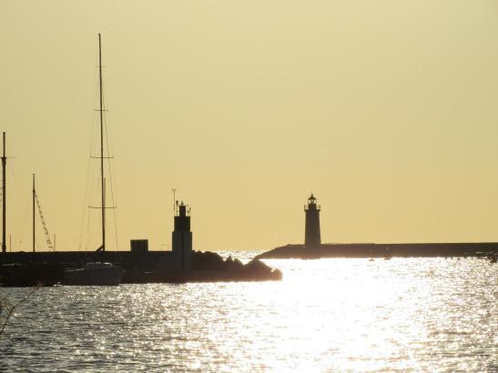 Sonnig wird es am Wochenende auch in Port d'Andratx wieder.
