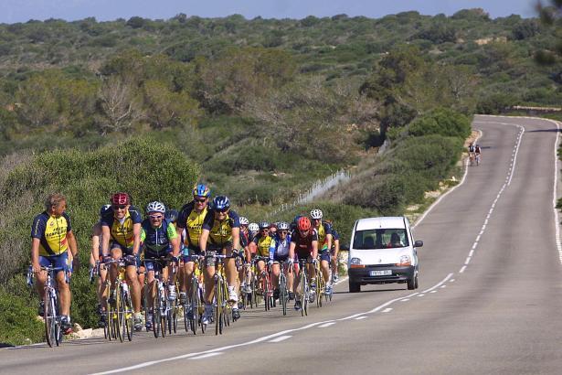 Mallorca wird als Radfahrer-Destination immer beliebter