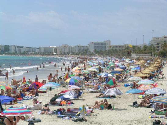 Cala Millor erwartet in der Sommersaison genau wie andere Gemeinden auf Mallorca einen Besucheransturm.