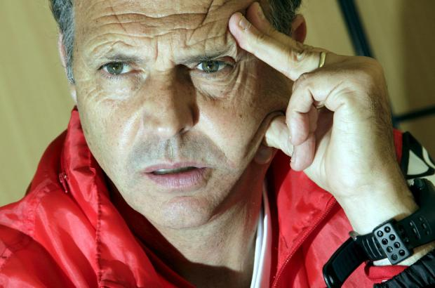 """""""Macht es wie der Pornostar"""", soll Joaquín Caparros seinen Spielern 2012 mit auf den Weg gegeben haben."""