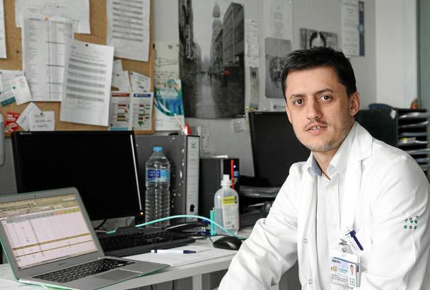 Dr. Juan José Segura ist der Vater der Balconing-Studie, die die Uniklinik Son Espases erarbeitet hat.
