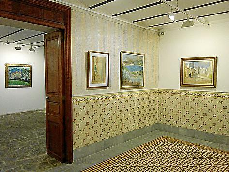 Die Werke aus der Sammlung von Can Prunera kehren in das Jugendstilmuseum auf Mallorca zurück.