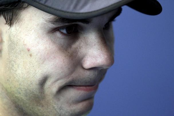 Muss sich gegen Doping-Vorwürfe wehren: Tennisstar Rafael Nadal aus Manacor.